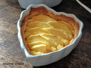pommes amandes vanillées 1