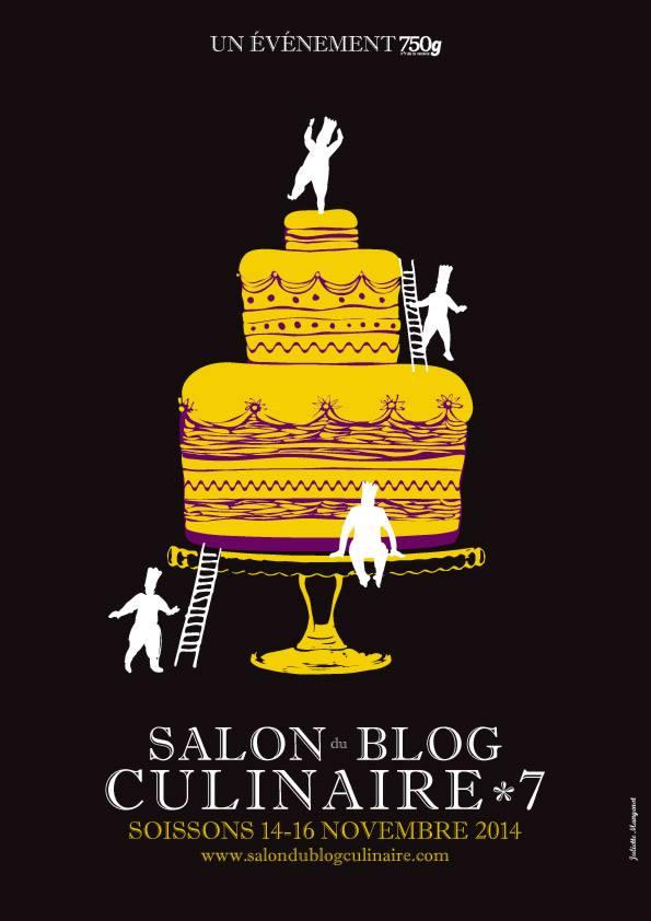 Salon du blog culinaire de soissons 2014 guiguine cuisine for Salon culinaire lille
