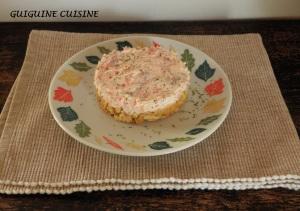 cheesecake saumon fumé tuc1