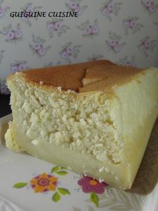 gâteau magiq choco blanc
