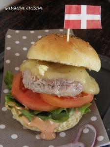 hamburger Tomme de savoie