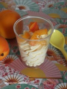 mousse abricot coulis1