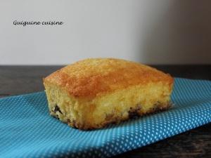 cake petits aux raisins