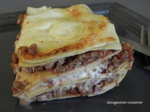 lasagnes bolo