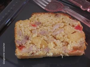 cake edam poulet