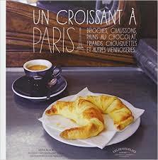 un croissant à Paris