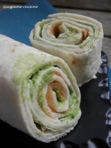 wraps saumon chèvre fines herbes2