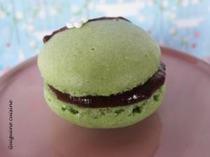 macaron menthe chocolat1