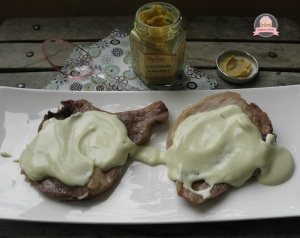 sauce philadelphia moutarde roquefort