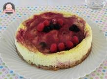 cheesecake fruits d'été