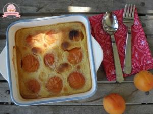clafoutis abricots 3