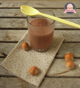 crème choco noisette vegan