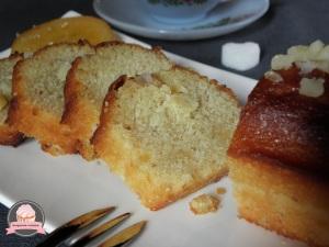 cake au citron confit