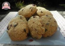 Cookies au chocolat blanc et cranberries de Q. Pasquesoone 2