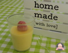 crème à la vanille simple