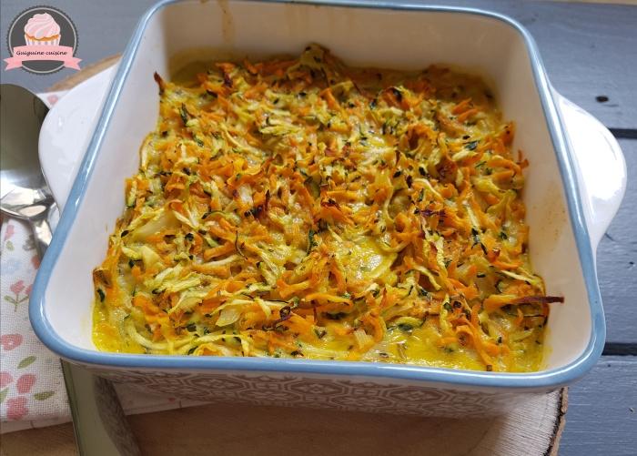 gratin léger courgettes carottes cancoillotte (1)