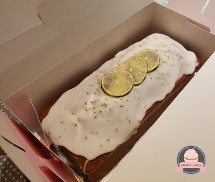 cake aux 2 citrons glacé 1