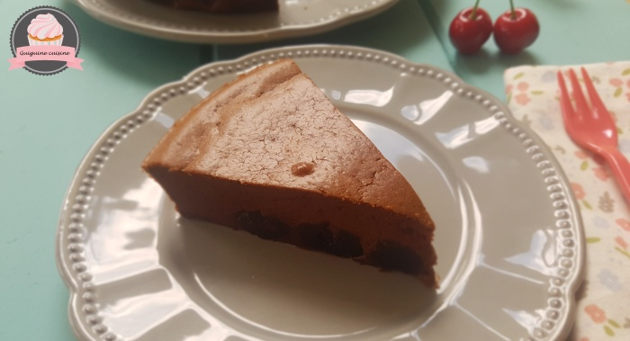 clafoutis chcolat noir et cerise (2)