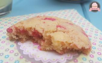 Cookies aux pralines et choco blanc1 (2)