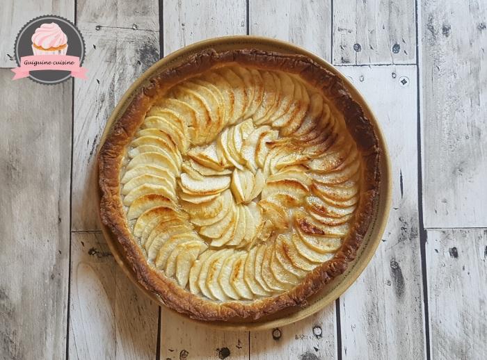 tarte aux pommes express (1)